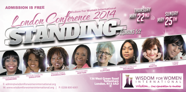 Wisdom for Women Conference London @ London | United Kingdom