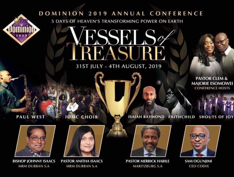 Dominion 2019 Annual Conference